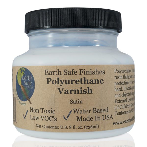 Polyurethene Varnish Satin