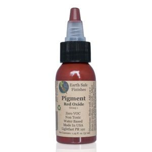 Pigment Red Oxide