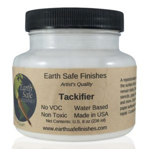 Tackifier Stencil Adhesive