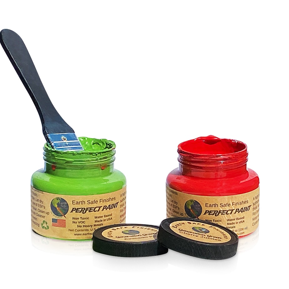 Earth Safe Finishes Non Toxic VOC Free Paints made in the USA