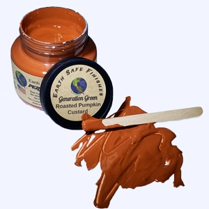 Perfect Paint Seasonal Favorite Color is Roasted Pumpkin Custard