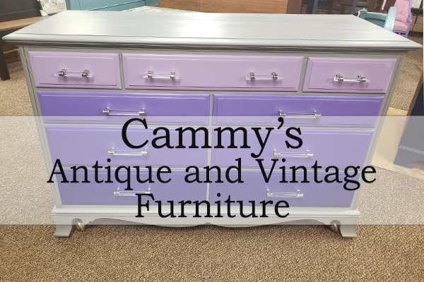Cammys antique furniture by Earth Safe Finishes