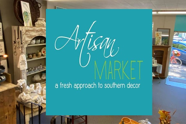 artisan market retailer by Earth Safe Finishes